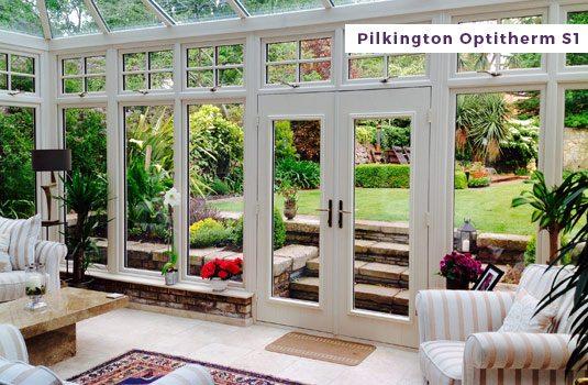 Conservatories - Pilkinton Optitherm