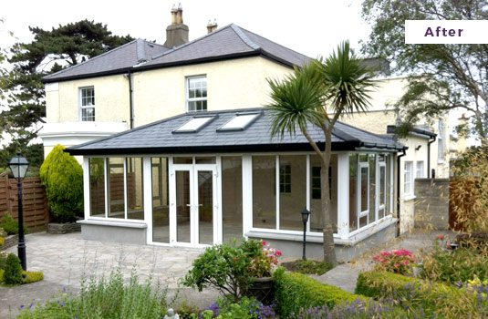 Replace Your Conservatory - After